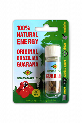 Guarana Guaranaplus 20 tablet