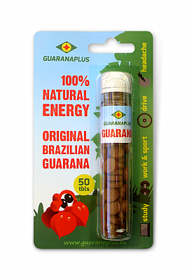 Guarana Guaranaplus 50 tablet